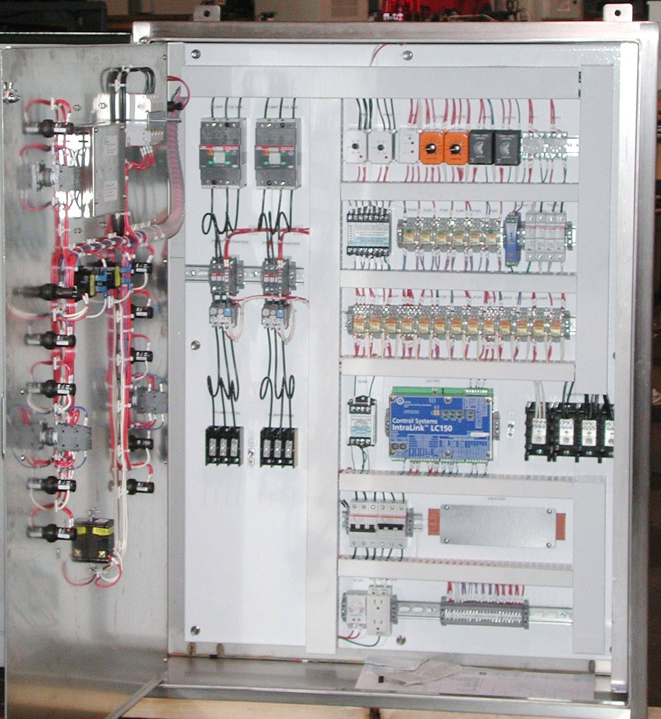Motor Control Specialties, Inc. – Quality Control Panels, Variable ...